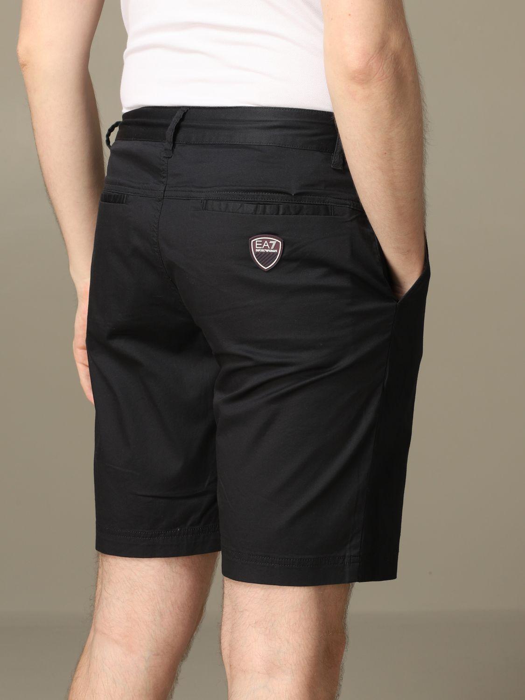 Short Ea7: Bermuda shorts men Ea7 navy 3
