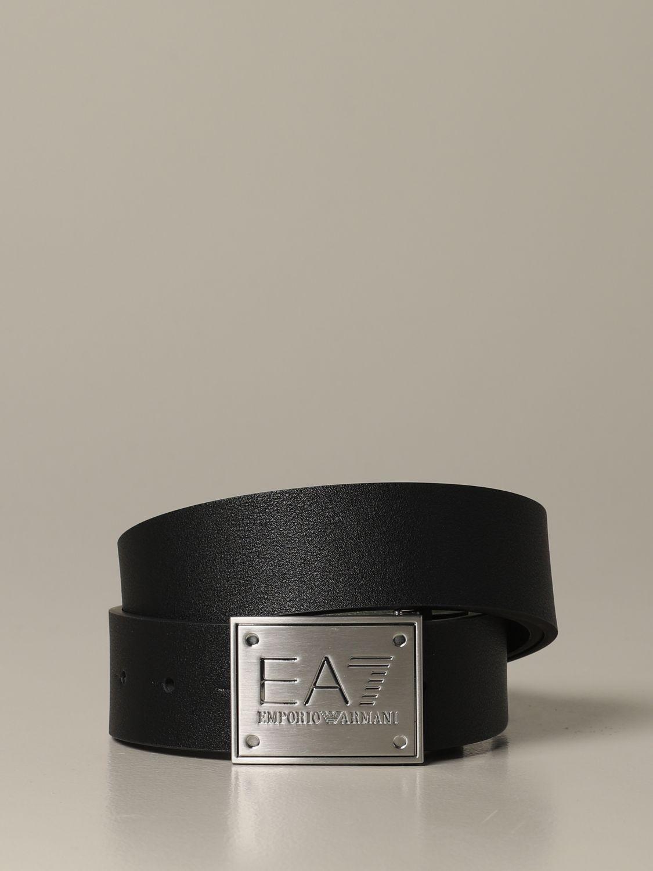 Gürtel herren Ea7 schwarz 1