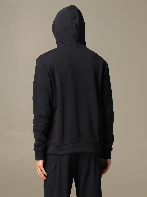 Sweatshirt men Armani Exchange navy 2