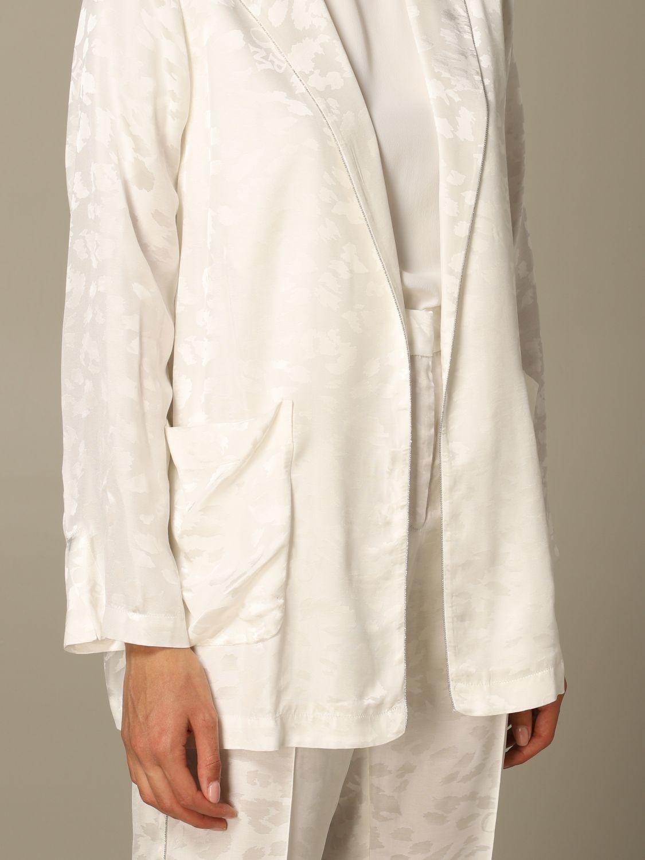 Деловой костюм 8Pm: Куртка Женское 8pm белый 3