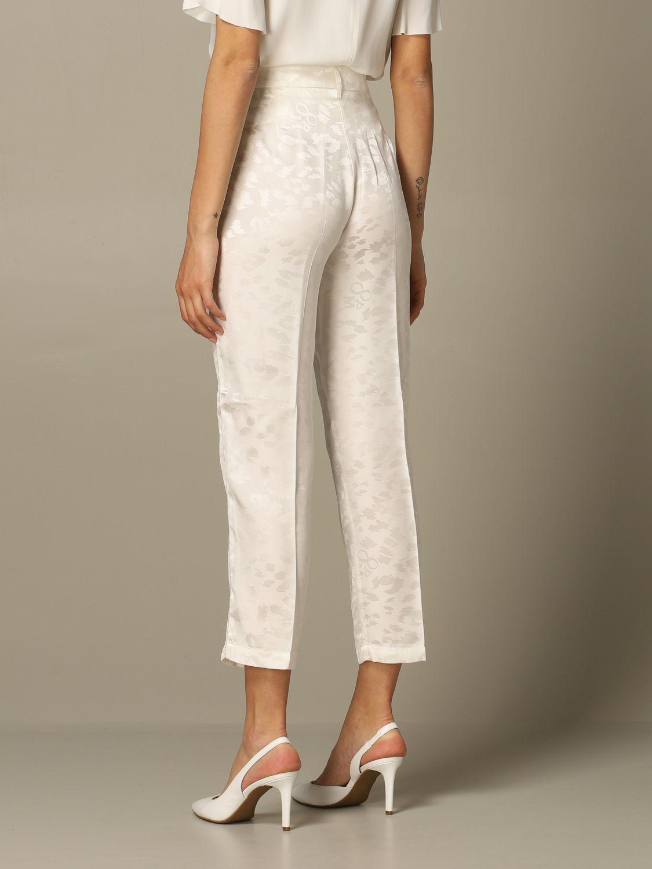 正式西装 8Pm: 裤子 女士 8pm 白色 2