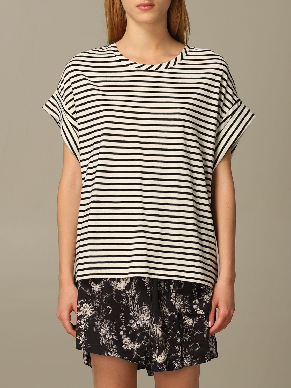 T-Shirt 8Pm: T-shirt women 8pm black 1