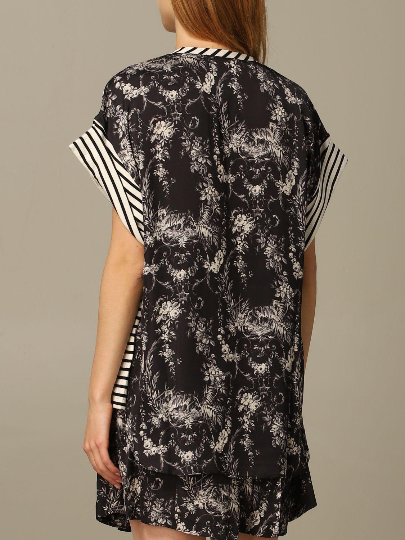 T-Shirt 8Pm: T-shirt women 8pm black 2