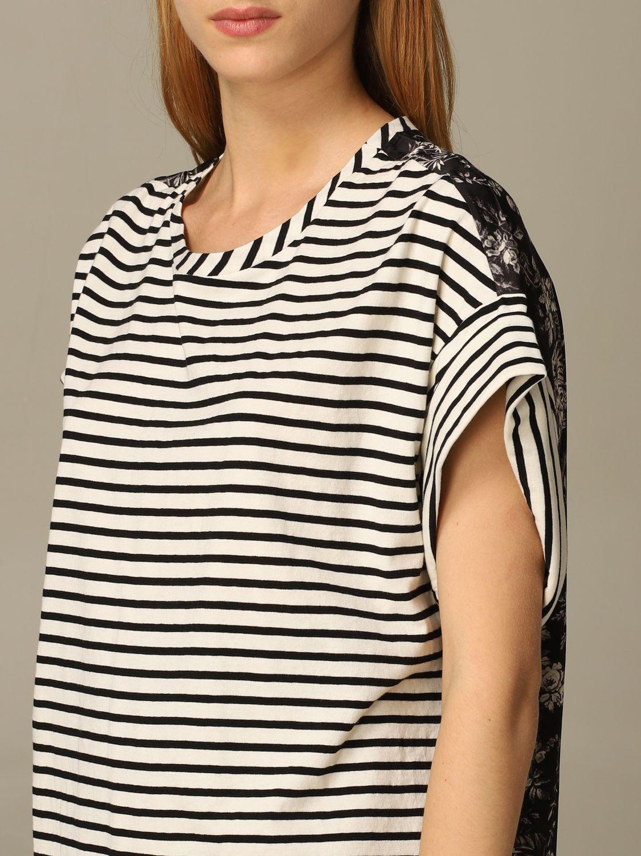 T-Shirt 8Pm: T-shirt women 8pm black 3