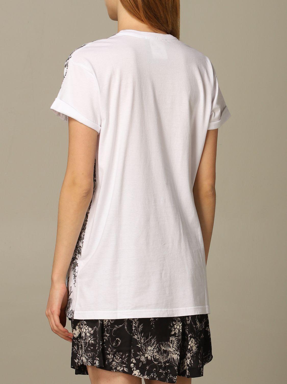 T-Shirt 8Pm: T-shirt women 8pm white 2