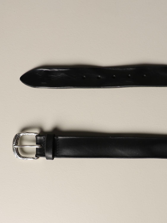 Belt Orciani: Belt men Orciani black 2