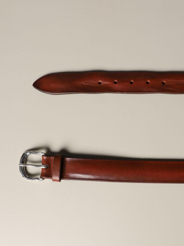 Belt Orciani: Belt men Orciani burnt 2
