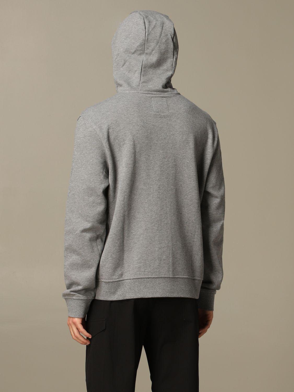 Sweatshirt herren Armani Exchange grau 2