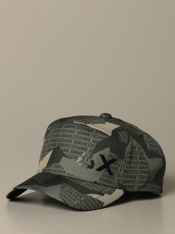 Hat Armani Exchange: Hat men Armani Exchange military 1