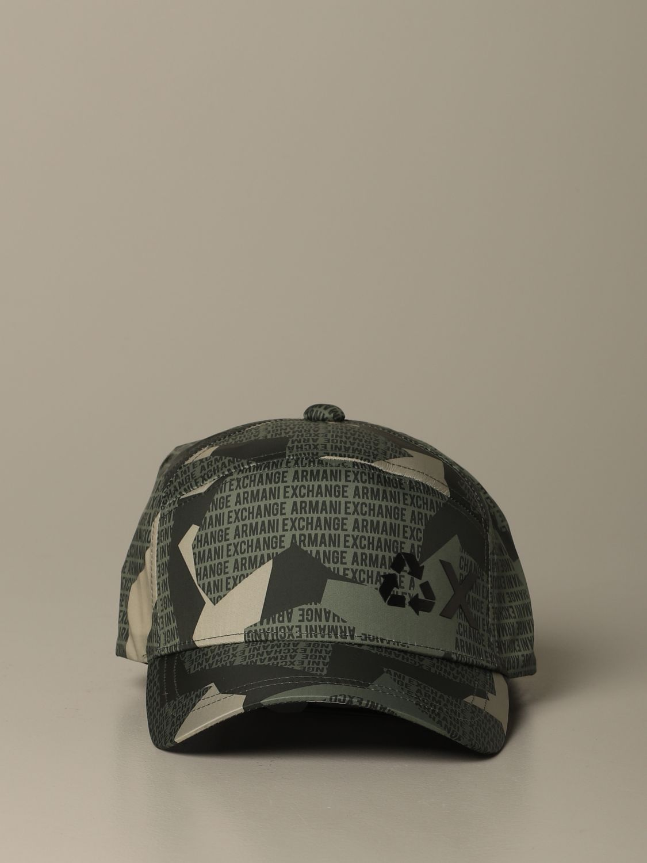Hat Armani Exchange: Hat men Armani Exchange military 2