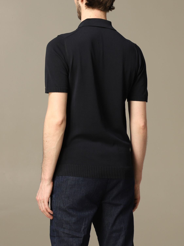Camiseta Alpha Studio: Camiseta hombre Alpha Studio azul oscuro 2