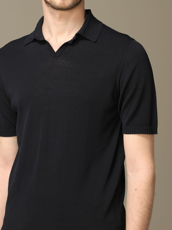 Camiseta Alpha Studio: Camiseta hombre Alpha Studio azul oscuro 3