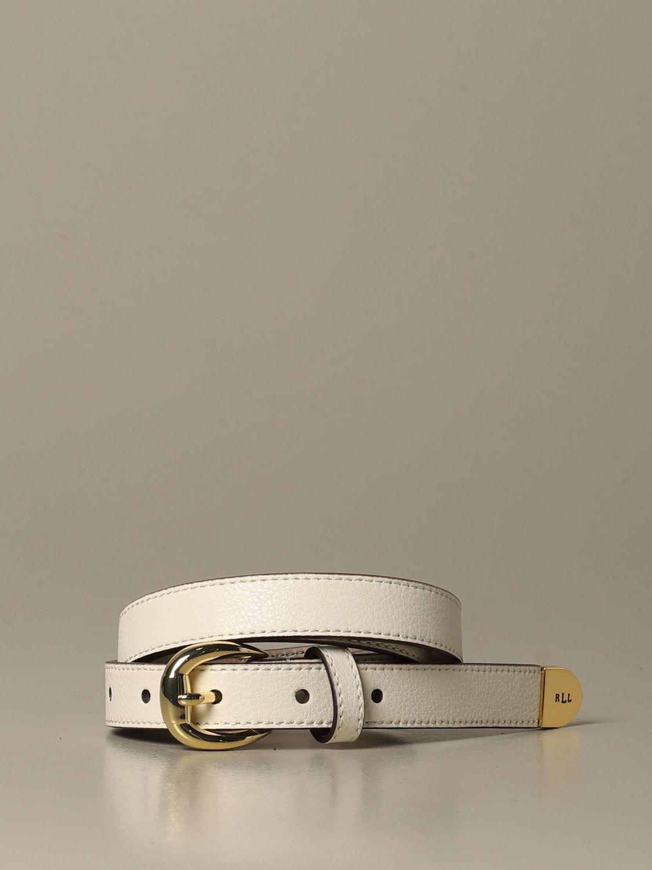 Belt women Lauren Ralph Lauren cream 1