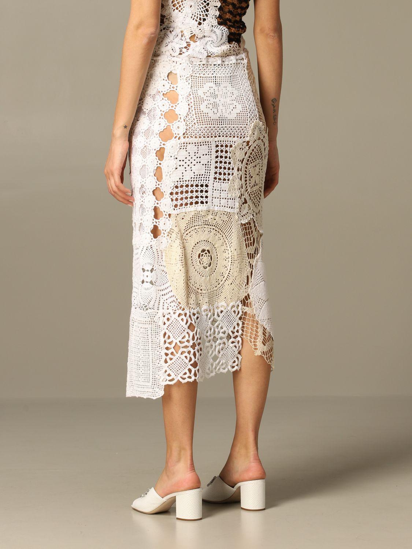 Skirt Marco Rambaldi: Skirt women Marco Rambaldi multicolor 2
