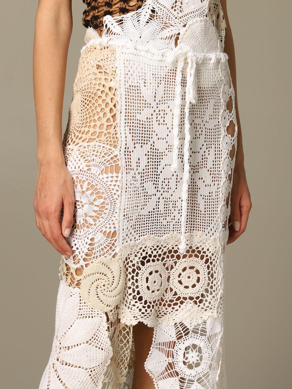 Skirt Marco Rambaldi: Skirt women Marco Rambaldi multicolor 3