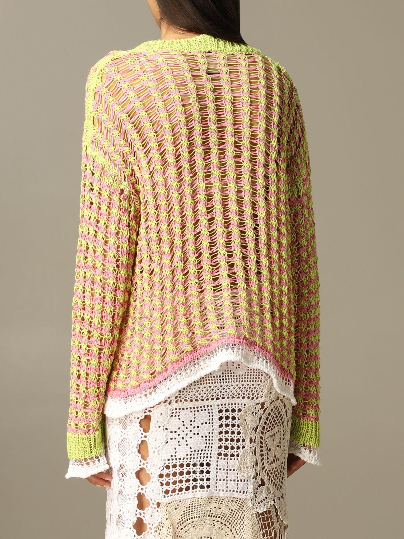 Sweater Marco Rambaldi: Sweater women Marco Rambaldi multicolor 2