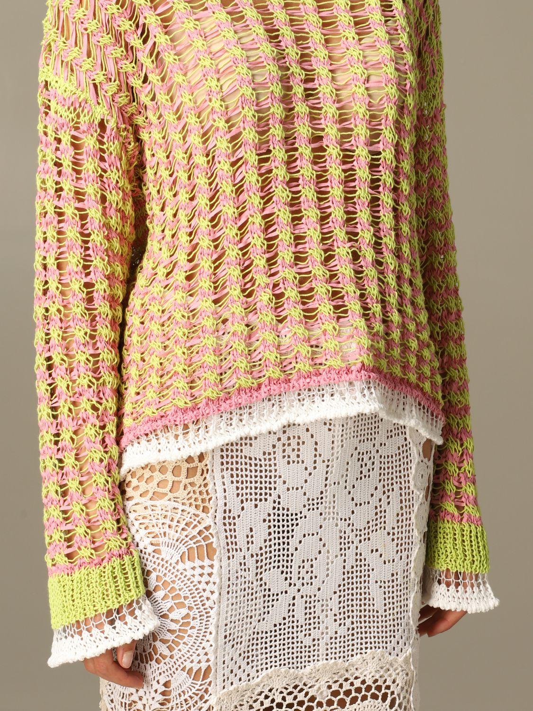 Sweater Marco Rambaldi: Sweater women Marco Rambaldi multicolor 3