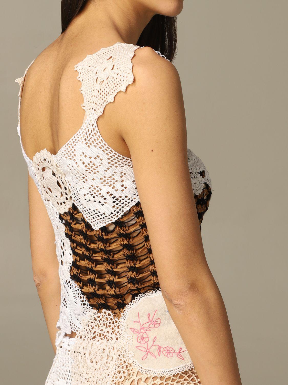 Блузка Женское Marco Rambaldi многоцветный 3