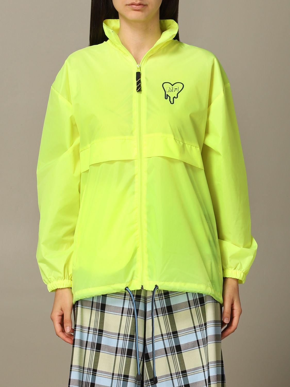 Jacket Marco Rambaldi: Jacket women Marco Rambaldi lime 1
