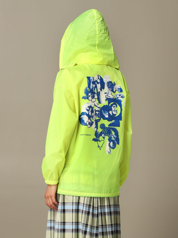 Jacket Marco Rambaldi: Jacket women Marco Rambaldi lime 2