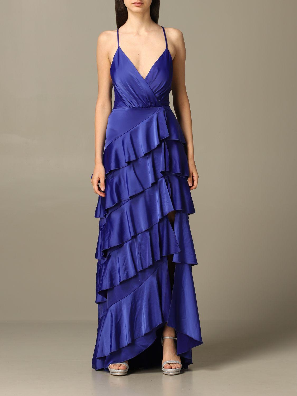 Dress women Forever Unique blue 1