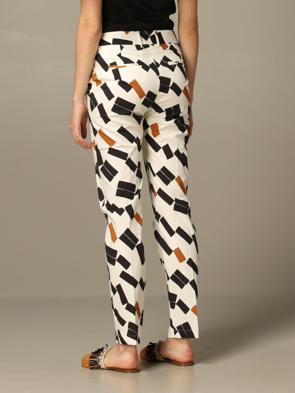 Pantalone Hanita a fantasia geometrica fantasia 2