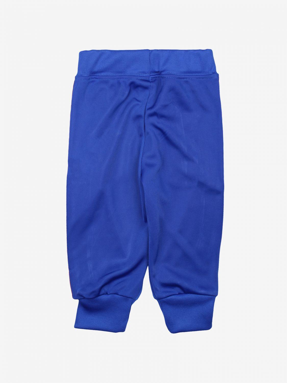 Pantalon enfant Diadora bleu royal 2