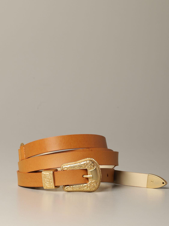 Belt Manila Grace: Belt women Manila Grace leather 1