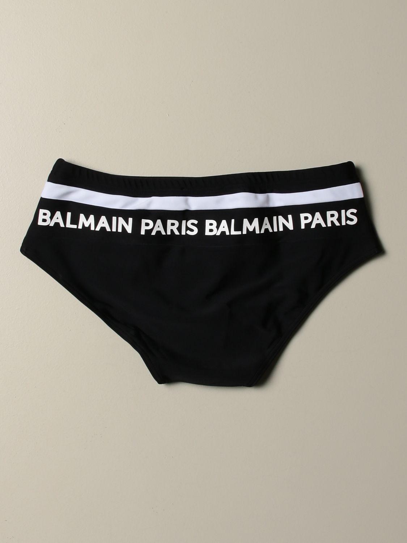 泳装 Balmain: 泳装 儿童 Balmain 黑色 2