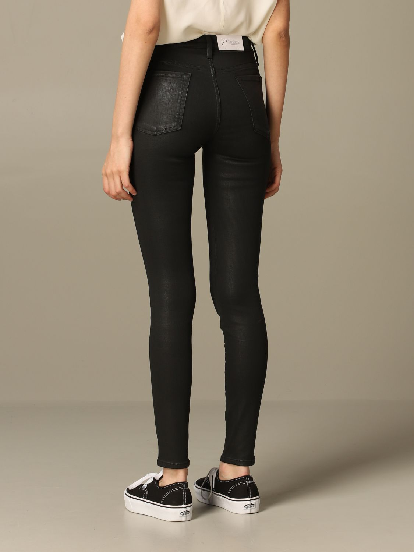牛仔裤 Seven Seven: 牛仔裤 女士 Seven Seven 黑色 2