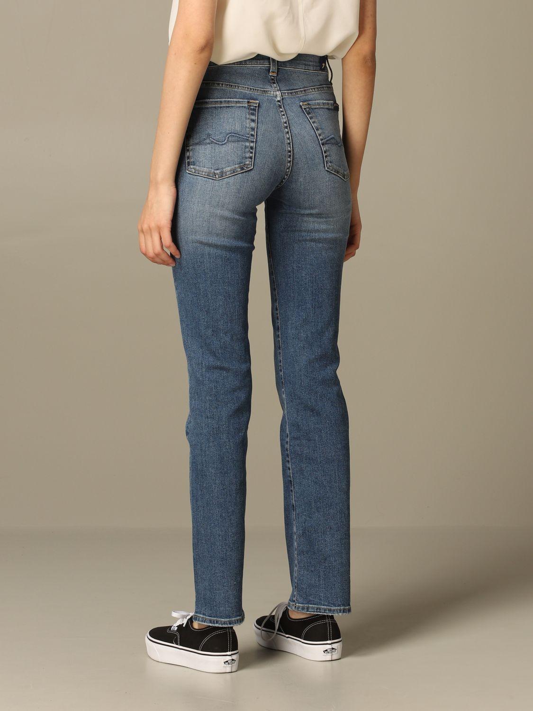 牛仔裤 Seven Seven: 牛仔裤 女士 Seven Seven 蓝色 2