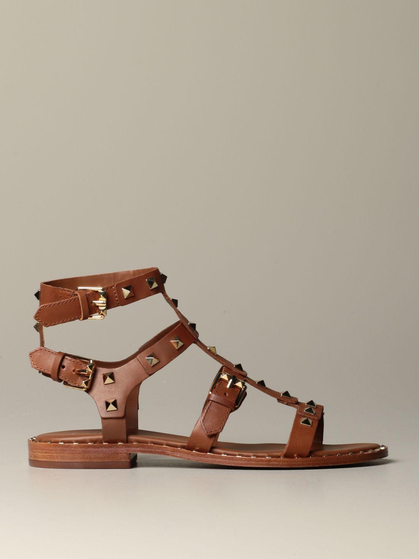 Flat sandals Ash: Flat sandals women Ash leather 1