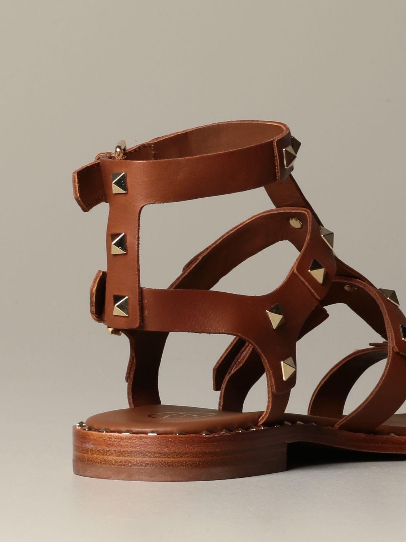 Flat sandals Ash: Flat sandals women Ash leather 3