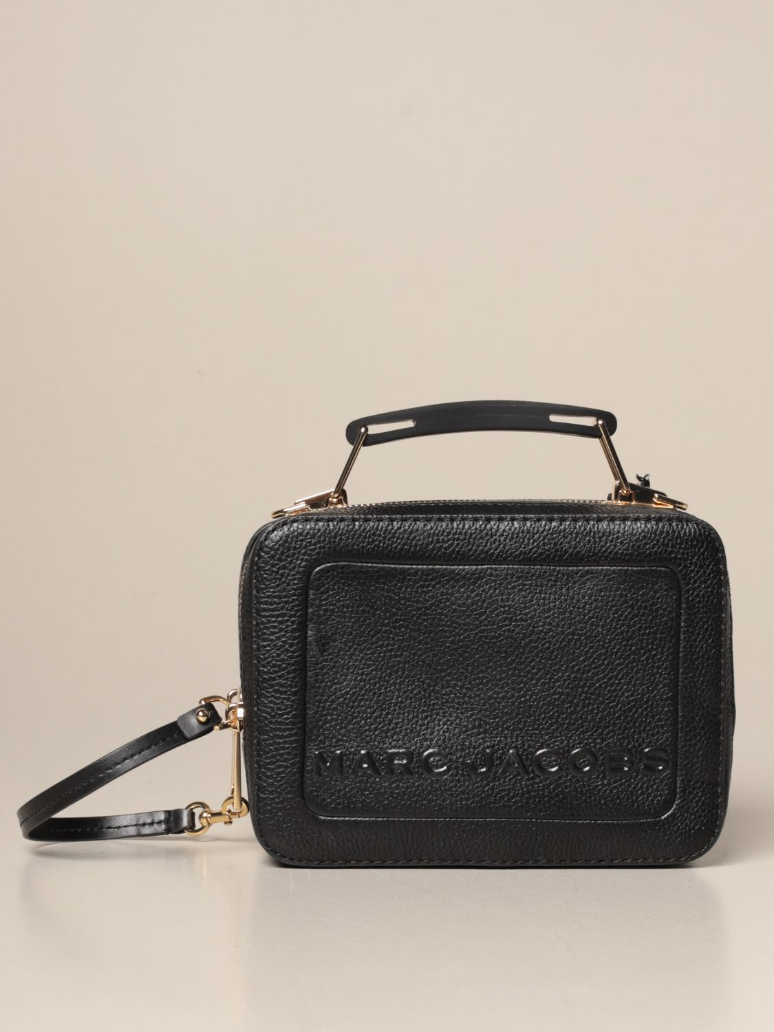 The Box Marc Jacobs bag in textured leather