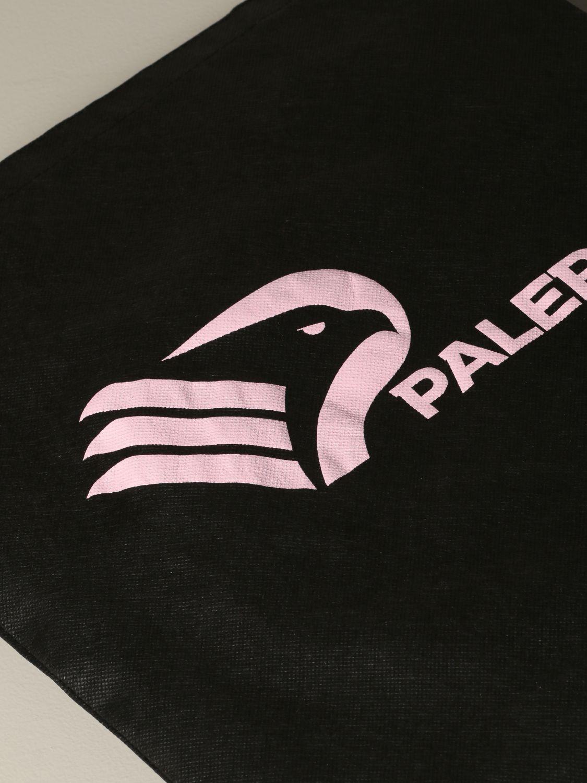 Borsa a tracolla Palermo: Shopper Palermo con stemma nero 3