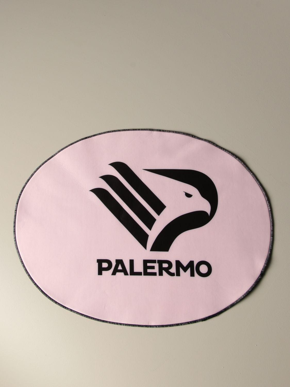 Accessori Palermo: Tappeto ovale da bagno Palermo con stemma aquila rosa 1
