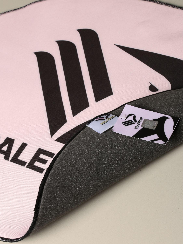 Accessori Palermo: Tappeto ovale da bagno Palermo con stemma aquila rosa 2