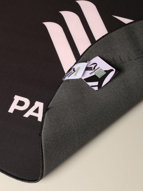 Accessori Palermo: Tappeto ovale da bagno Palermo con stemma aquila nero 2