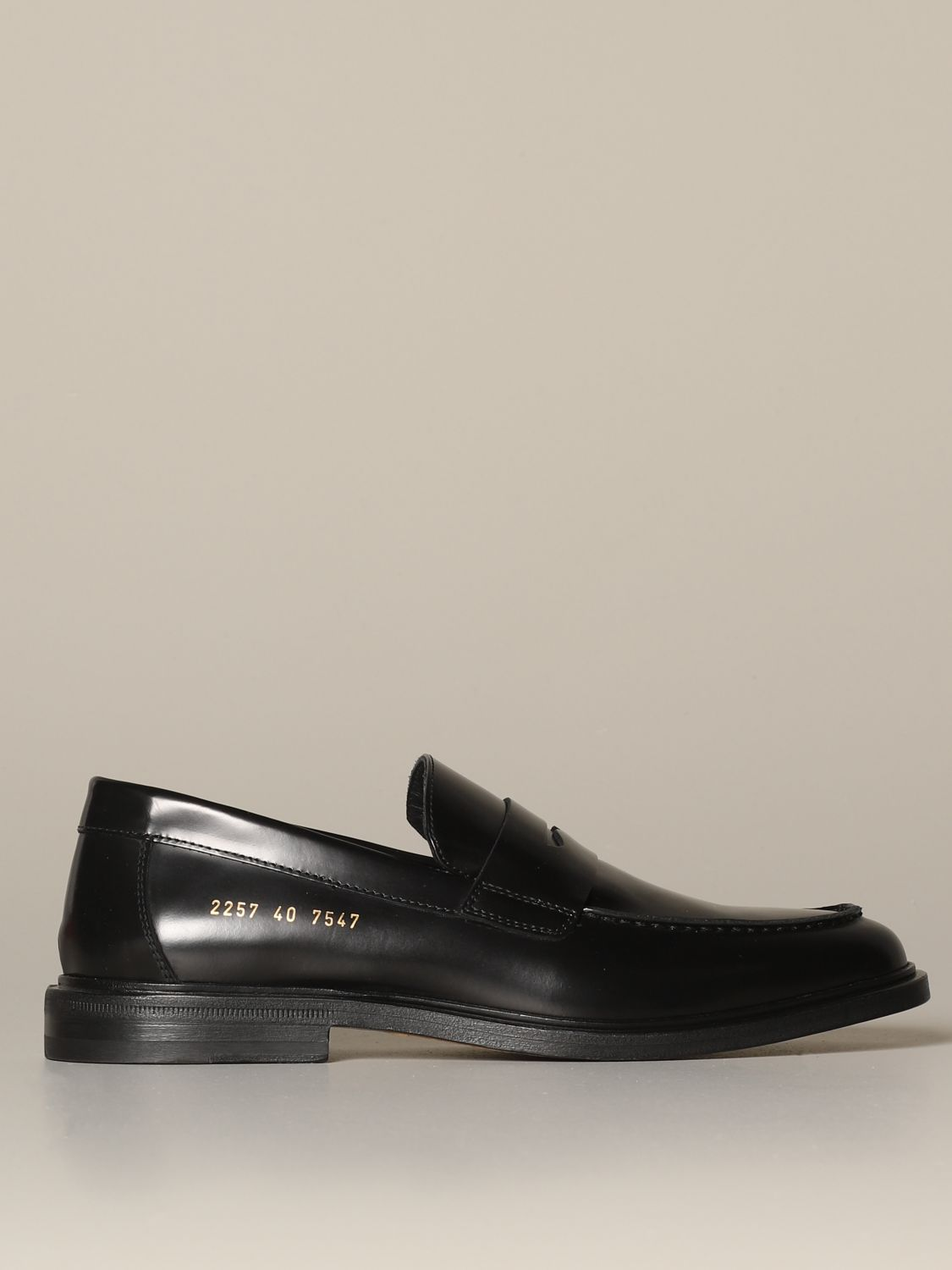 common projects shoes mens