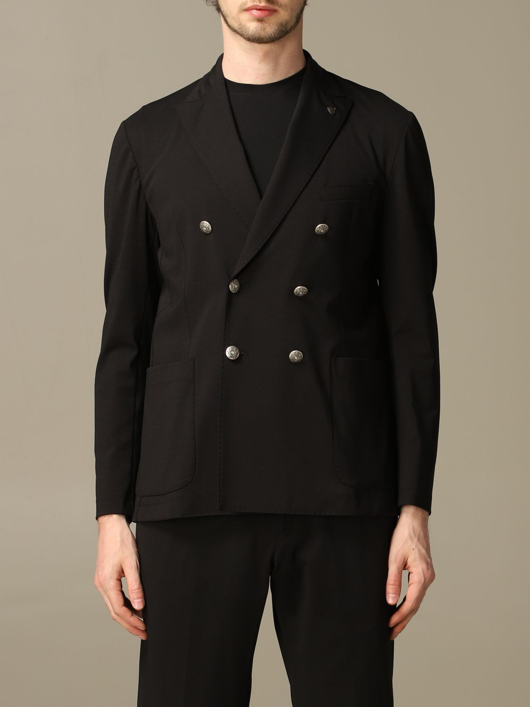 Куртка Alessandro Dell'acqua: Куртка Мужское Alessandro Dell'acqua черный 1