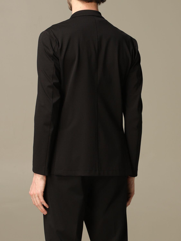 Куртка Alessandro Dell'acqua: Куртка Мужское Alessandro Dell'acqua черный 2