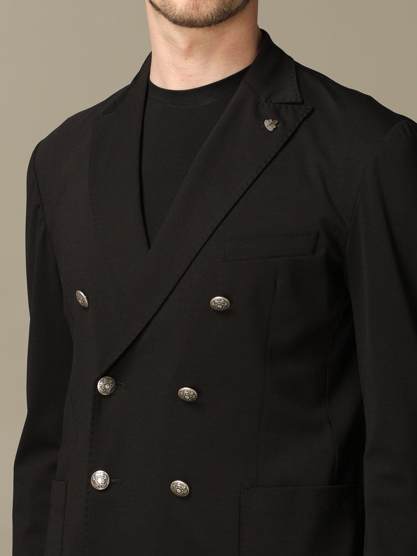 Куртка Alessandro Dell'acqua: Куртка Мужское Alessandro Dell'acqua черный 3