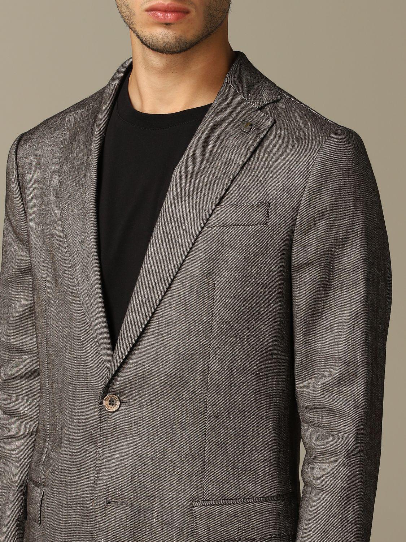 Куртка Alessandro Dell'acqua: Куртка Мужское Alessandro Dell'acqua коричневый 3