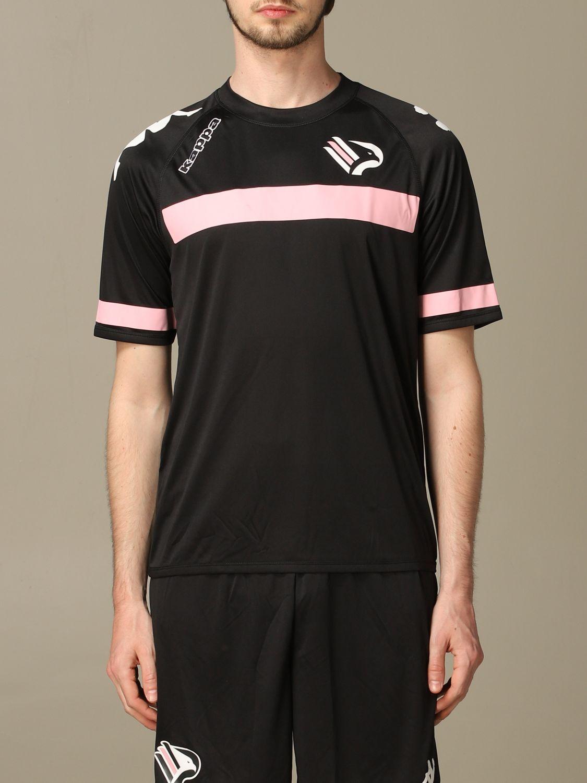 T-Shirt Palermo: T-shirt herren Palermo schwarz 1