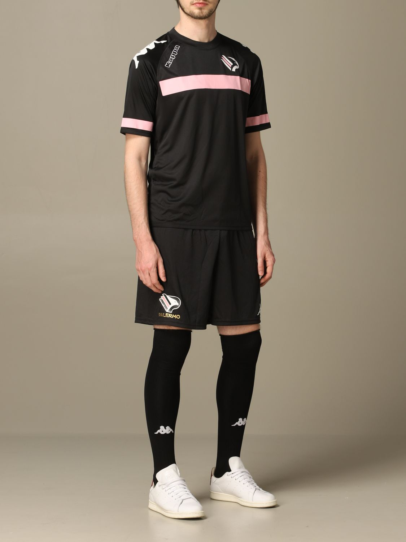 T-Shirt Palermo: T-shirt herren Palermo schwarz 2