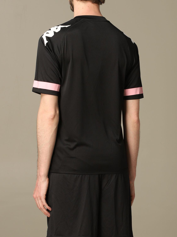 T-Shirt Palermo: T-shirt herren Palermo schwarz 3