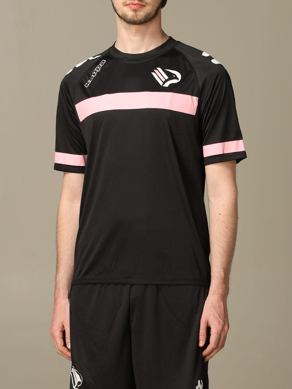 T-Shirt Palermo: T-shirt herren Palermo schwarz 4