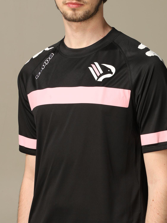 T-Shirt Palermo: T-shirt herren Palermo schwarz 5