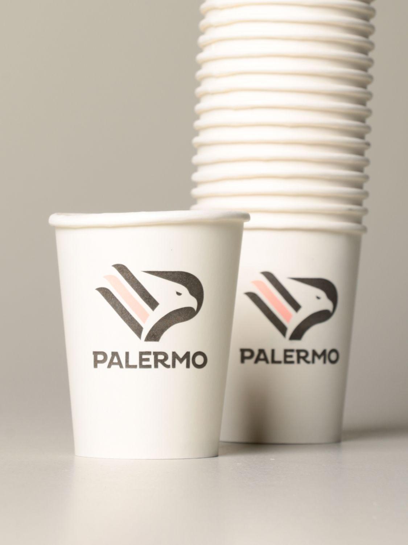 Accessori Palermo: Bicchieri cellulosa 270 ml Palermo bianco 1