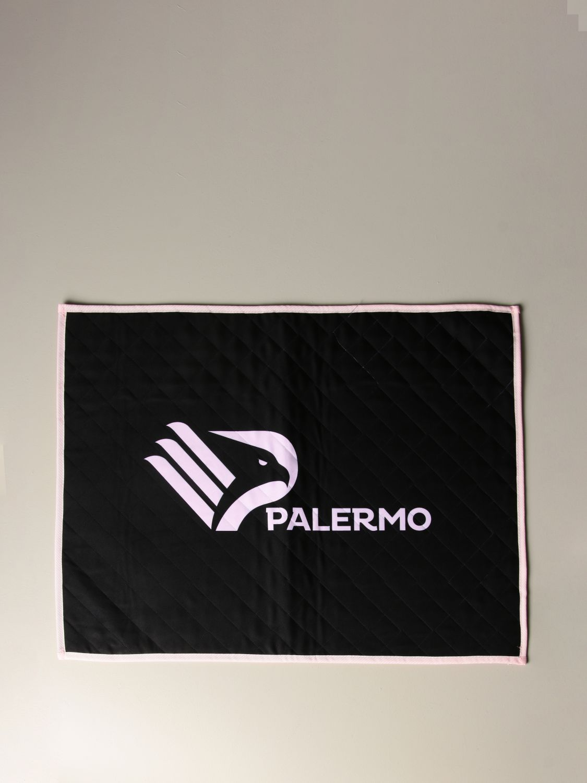 Accessori Palermo: Coprifornello Palermo con stemma aquila nero 1